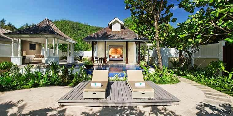 Banyan Tree Seychelles - dream vacation