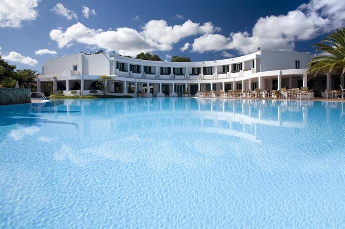 Flamingo Hotel Pula Sardinia - Pula (Sardaigne) -