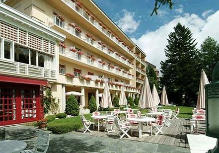 Lindner Golf & Ski Hotel Rhodania Crans-Montana - dream vacation