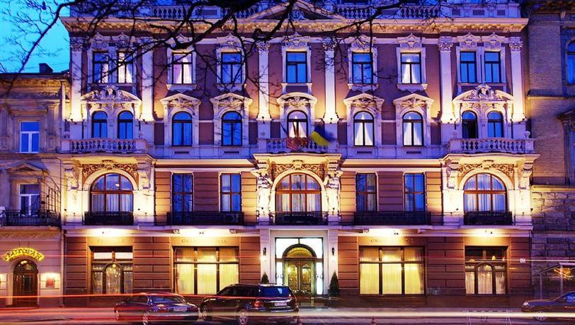 Grand Hotel In Lviv Lviv Lviv Oblast Ukraine