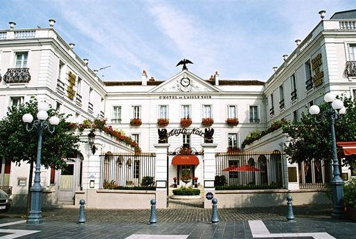 Hôtel Aigle Noir Fontainebleau - Fontainebleau -