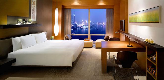 Hyatt on the Bund - dream vacation