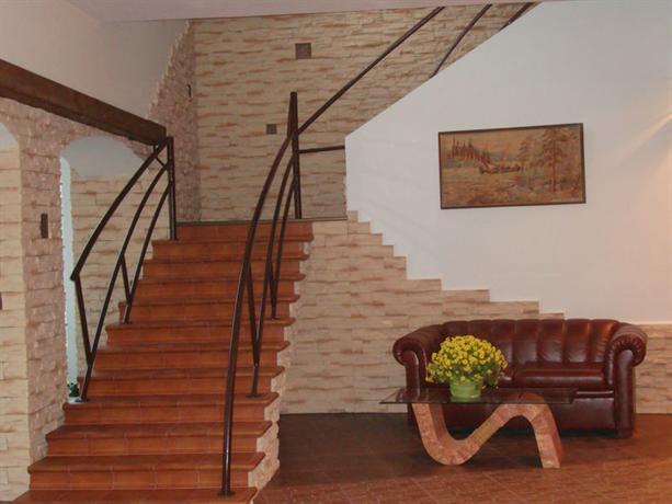 Гостиница Каркушин Дом