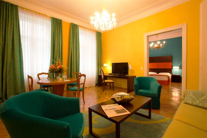 Accommodation Vienna: Apartments Riemergasse