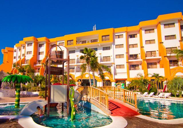San Carlos Plaza Hotel Resort - San Carlos (Mexique) -