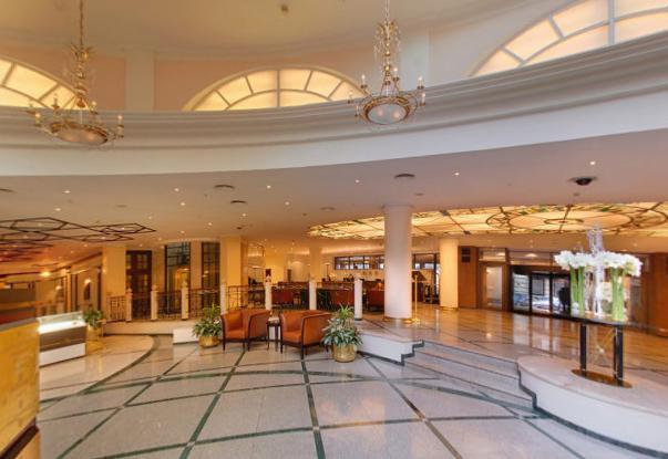 Отель Марриотт Москва Гранд