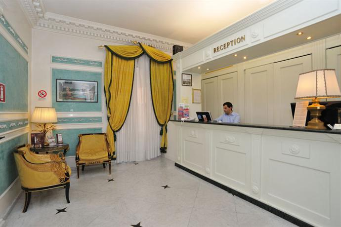 Hotel Virgilio Rome - dream vacation