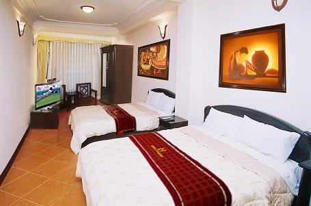 Holiday Gold Hotel - Hanoï -