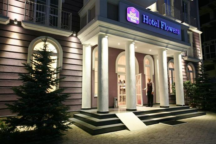 Best Western Plus Flowers Hotel - dream vacation