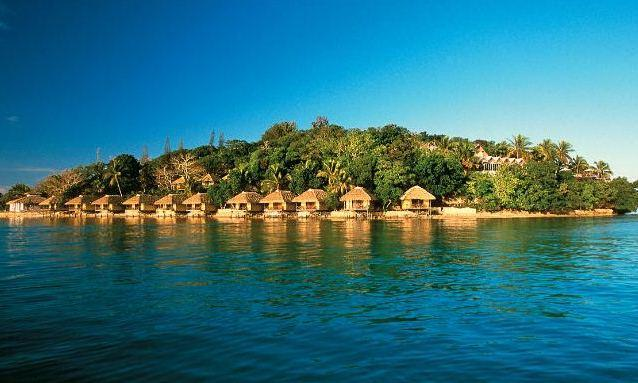 Iririki Island Resort & Spa - dream vacation