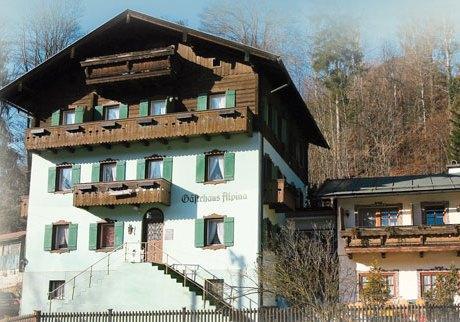 Pension Alpina Hotel Berchtesgaden - dream vacation
