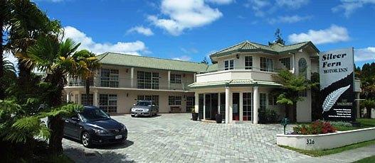 Silver Fern Rotorua - Accommodation and Spa