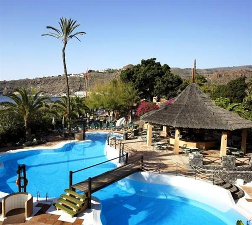 Jardin Tecina Hotel La Gomera