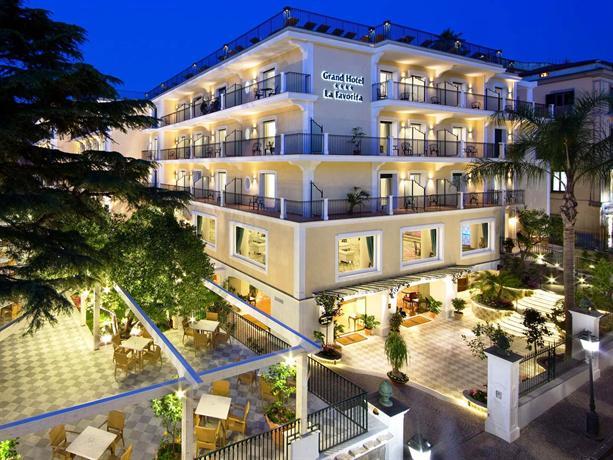 Grand Hotel La Favorita Sorrento - dream vacation