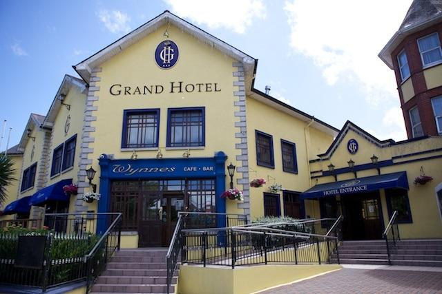 Grand Hotel Wicklow - dream vacation