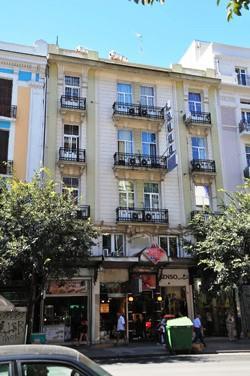 Alexandria Hotel Thessaloniki - dream vacation