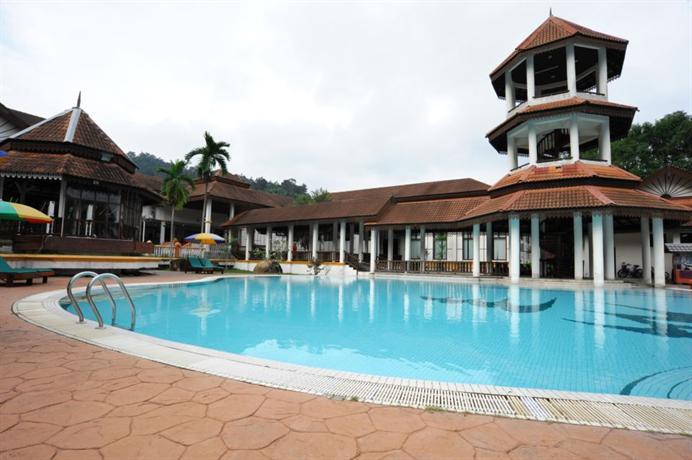 Teluk Dalam Resort - dream vacation