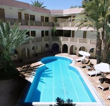 Riad Salam Hotel Ouarzazate - Ouarzazate -