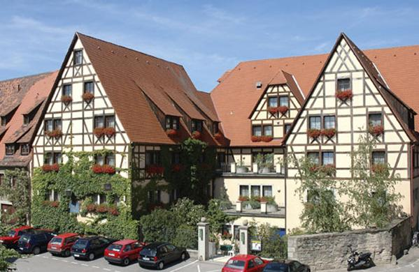 Prinzhotel Rothenburg - dream vacation
