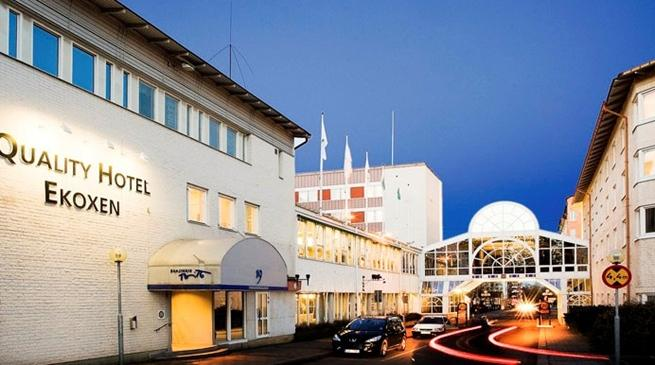 Quality Hotel Ekoxen - dream vacation