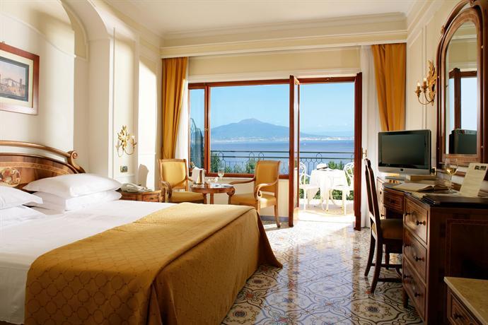 Grand Hotel De La Ville Sorrento - dream vacation