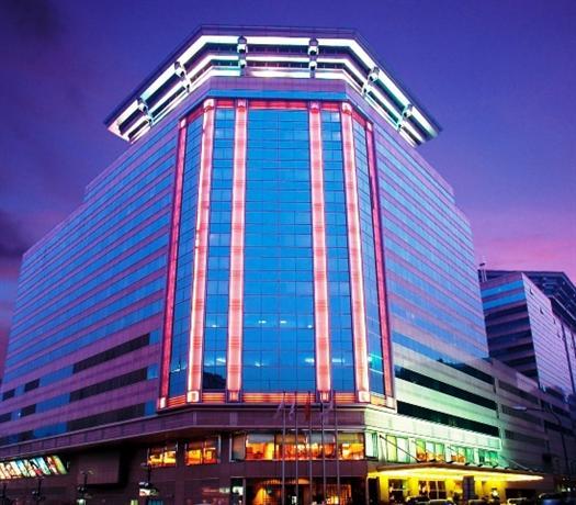 Pentahotel Beijing - dream vacation