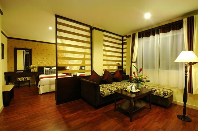 Asian Ruby Hotel Ho Chi Minh City - Ho Chi Minh Ville -