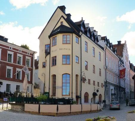 Clarion Hotel Wisby - dream vacation