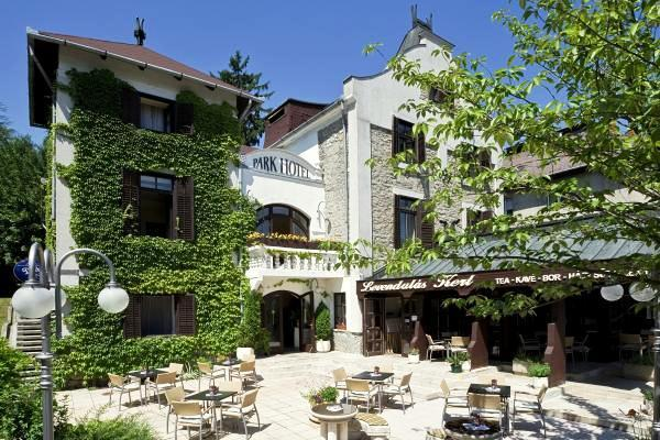 Park Hotel Heviz - dream vacation