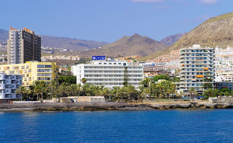 hotels list tenerife adult only