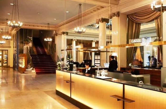 Bellevue Palace Bern - dream vacation