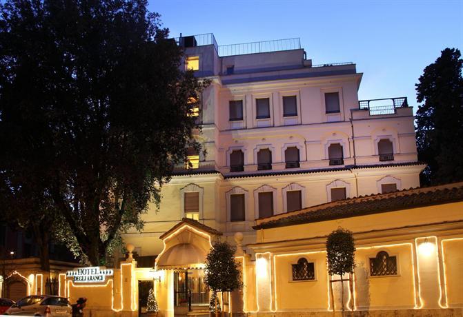 Hotel Degli Aranci - dream vacation