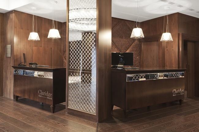 Hotel Claridge Отель Клариддже