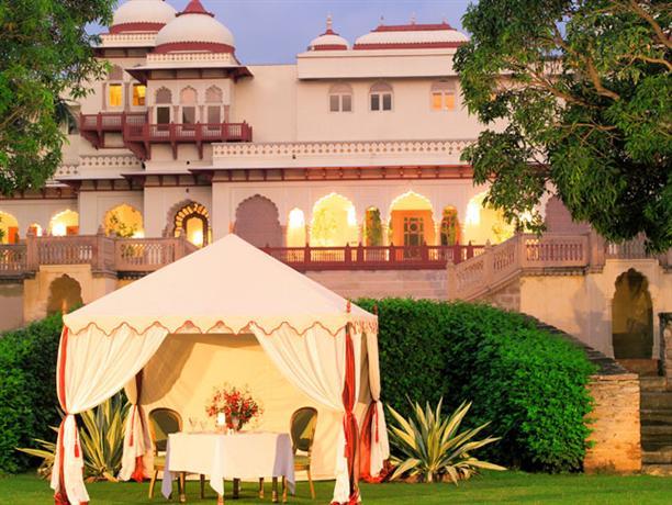 Rambagh Palace - dream vacation