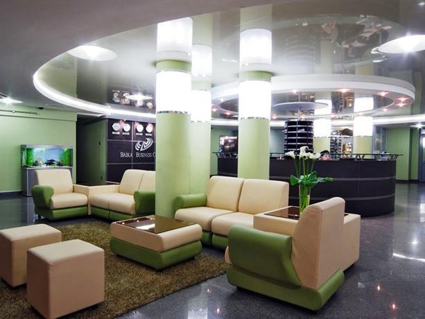 Отель Байкал Бизнес Центр