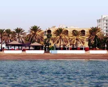 Hilton Fujairah Resort Images