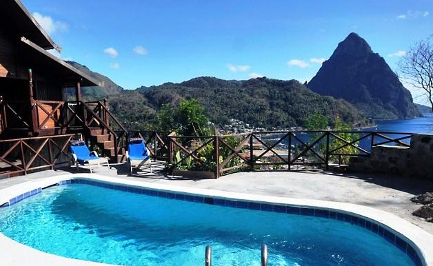 Mago Estate Hotel Soufriere - dream vacation
