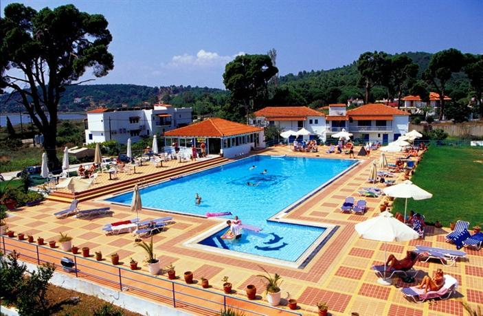 Caravos Hotel Koukounaries - dream vacation