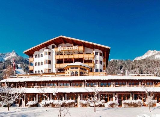 Naturhotel LechLife - dream vacation