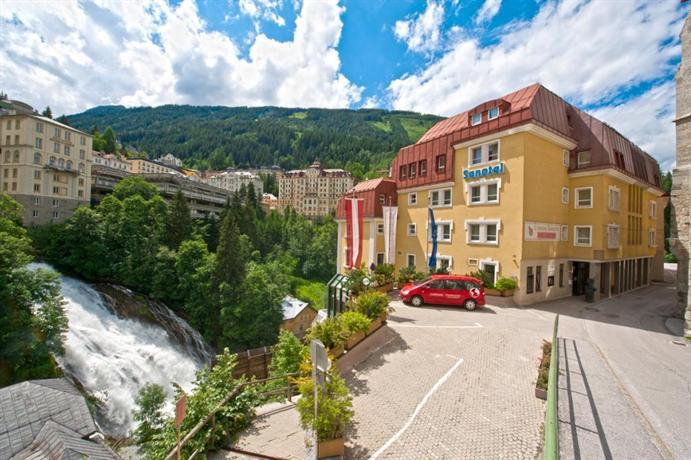Sanotel Bad Gastein & Residenz - dream vacation