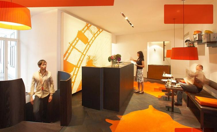 Boutique Hotels Vienna: Hollmann Beletage