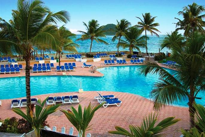 Coconut Bay Resort And Spa Eau Piquant St Lucia