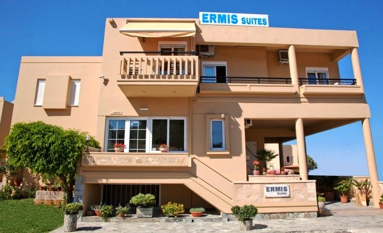 Ermis Suites - dream vacation