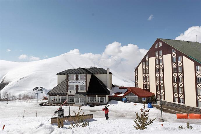 Dedeman Palandoken Ski Lodge Erzurum - dream vacation