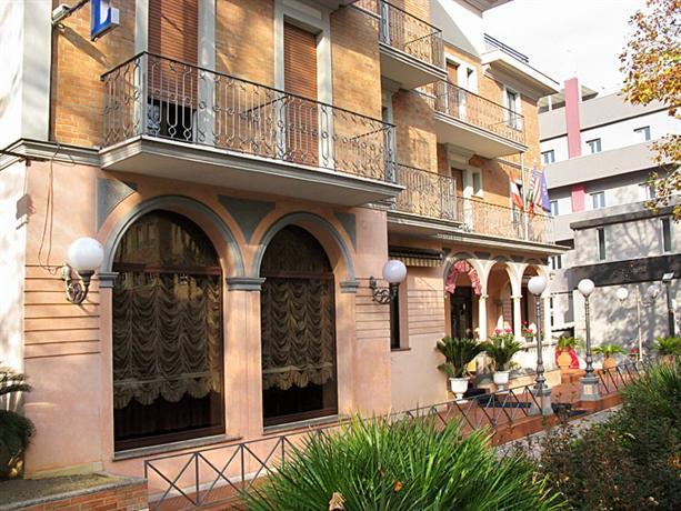 Hotel Villa Luigia Rimini Telefono