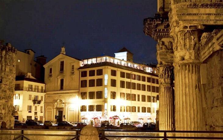 Forum Hotel Rome - dream vacation