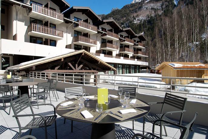 Hotel Les Aiglons Resort & Spa