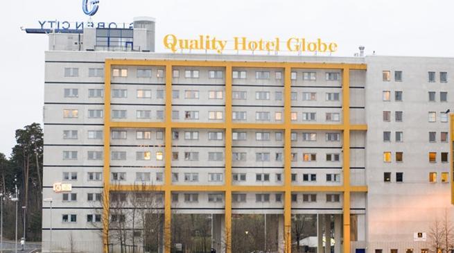 Quality Hotel Globe - dream vacation