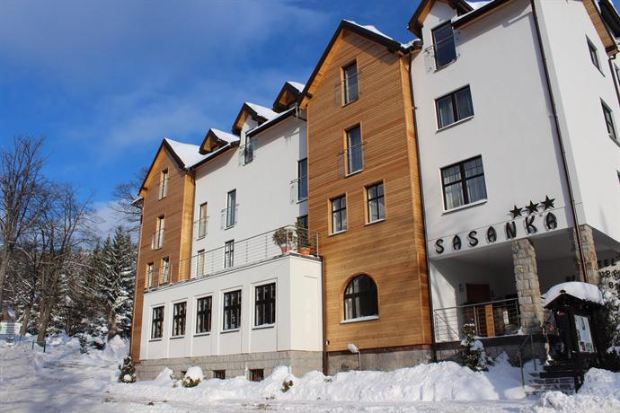 Hotel Sasanka - dream vacation