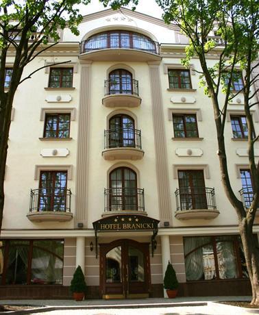 Hotel Branicki - dream vacation